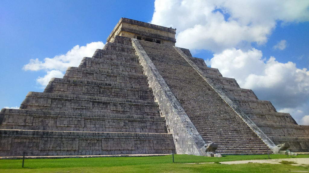 CHICHEN ITZA new 7 wonders of the world