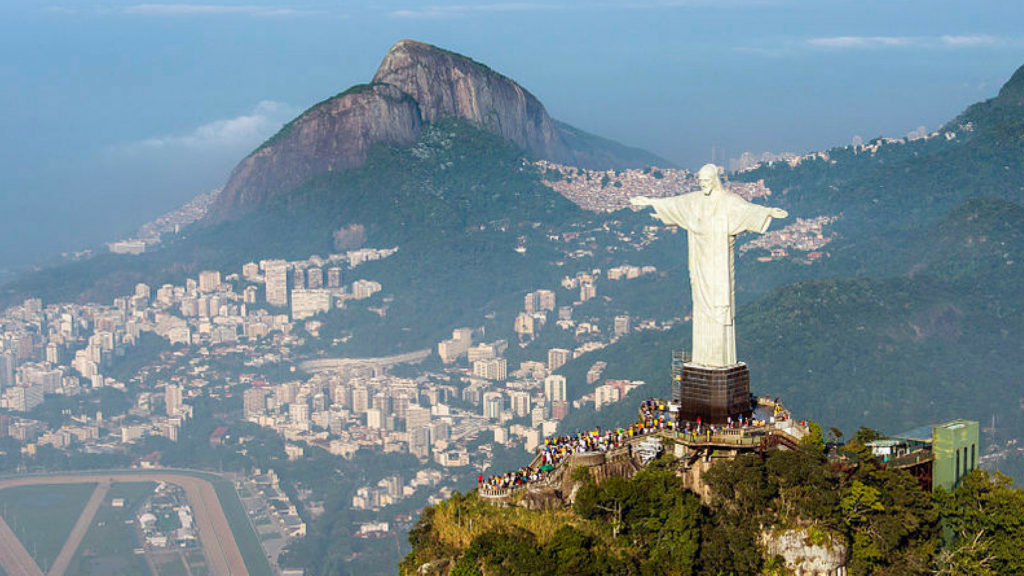 Christ The Redeemer 7 Wonders Of World