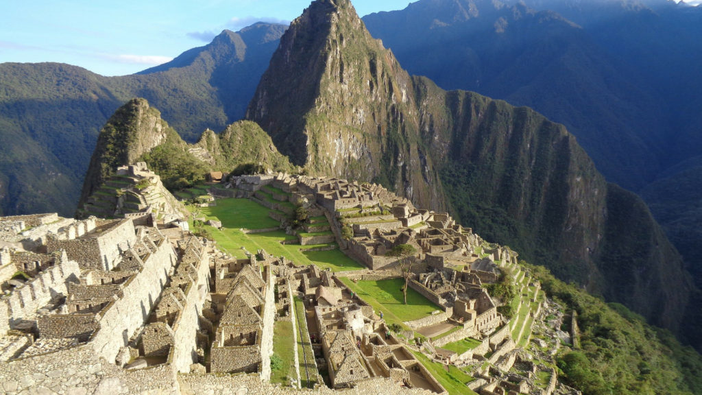 Machu Picchu 7 wonders of the world