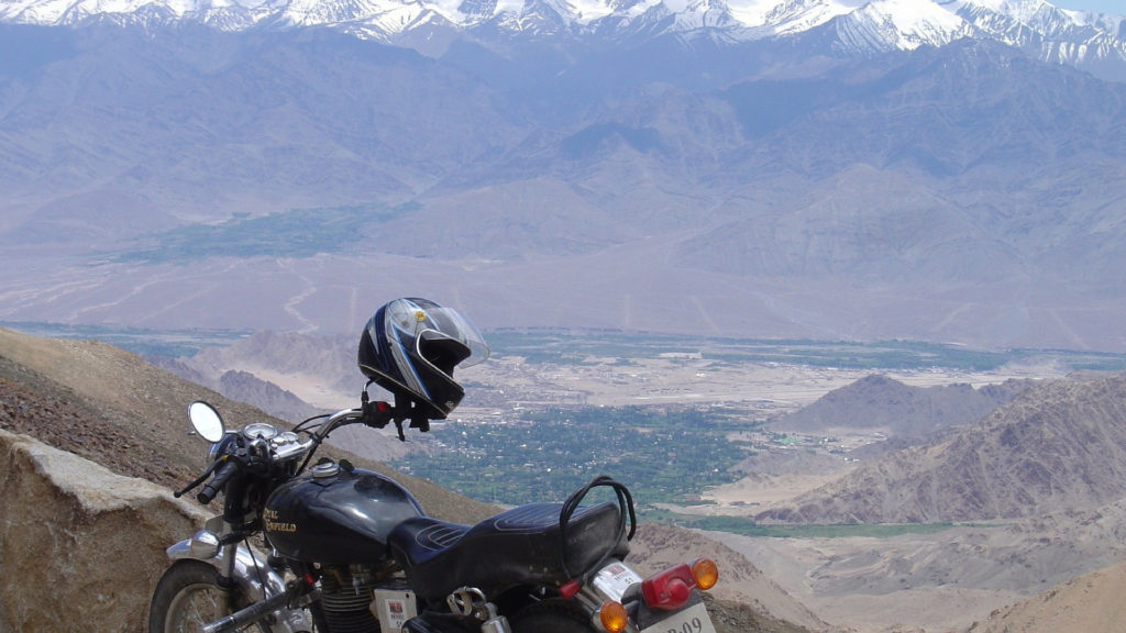 Manali to Leh Road Trip