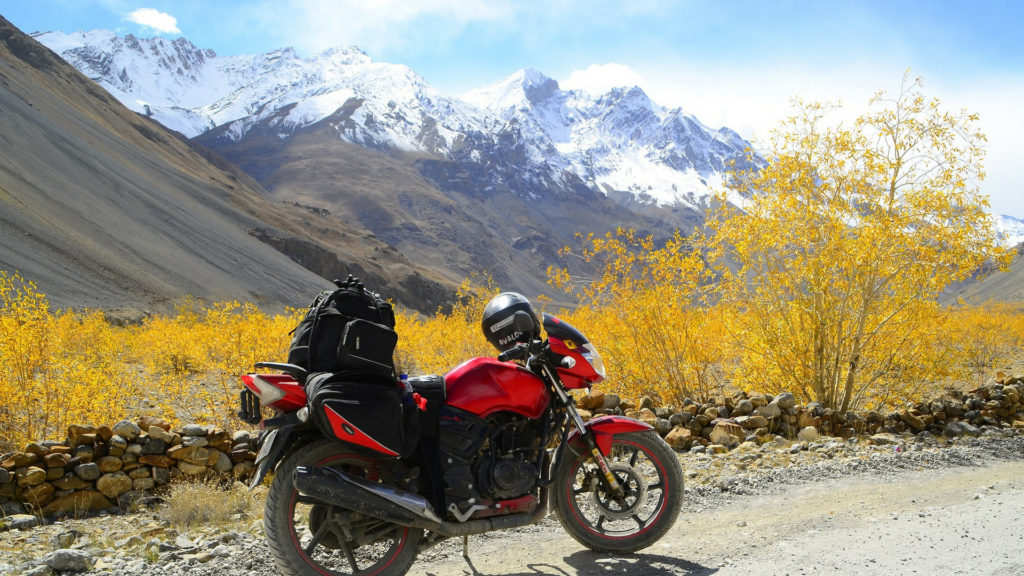 Manali to Spiti Valley Bike Trip