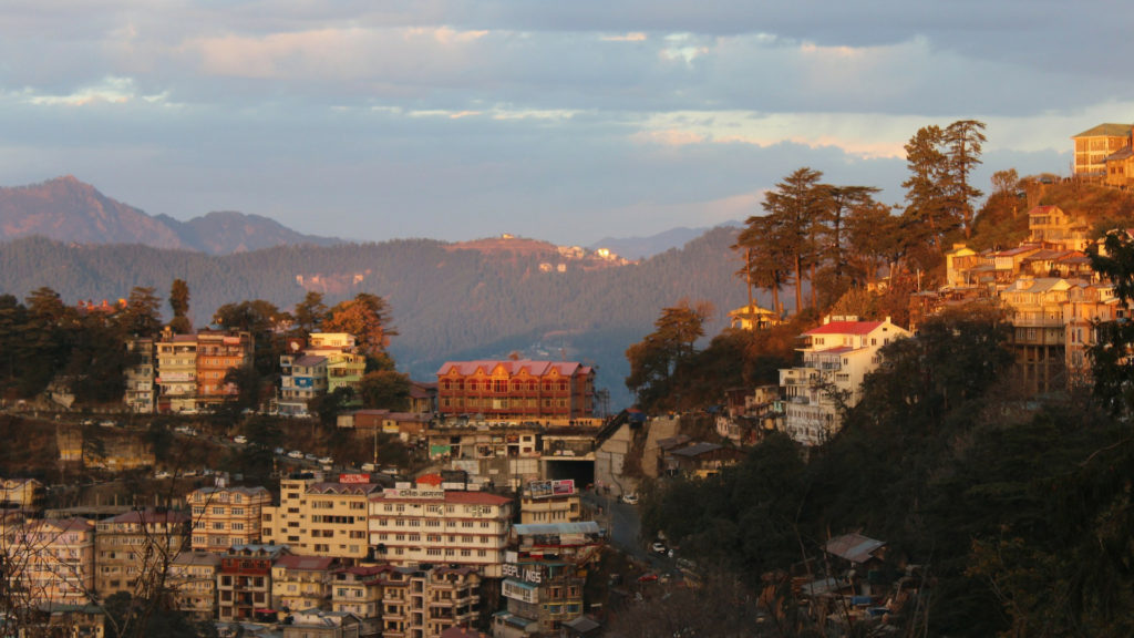 Shimla Honeymoon Places India