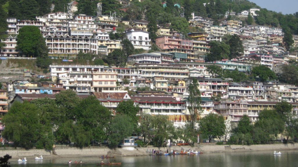 Nainital Honeymoon Places India