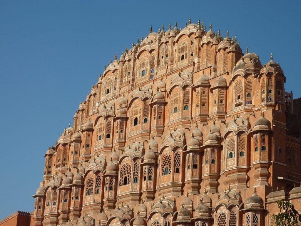 India Travelogue Hawa Mahal Palace Of Winds