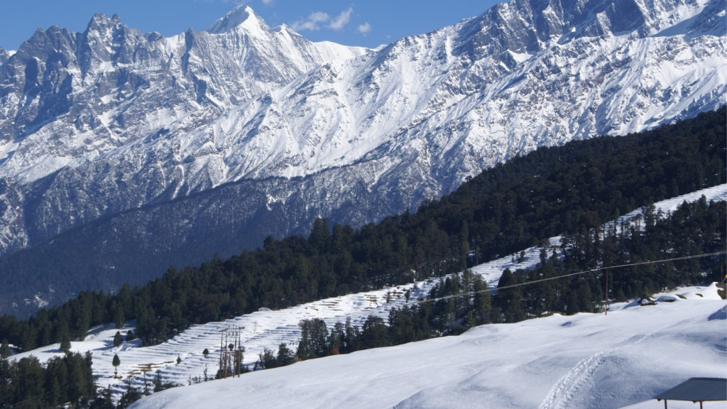 Auli Skiing Things To Do