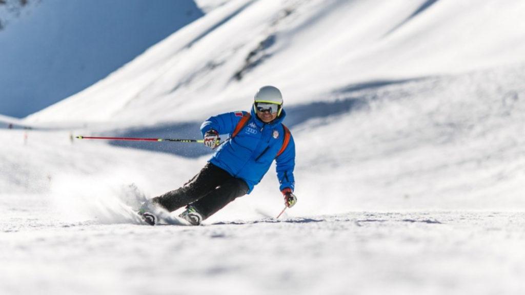 Pulwama Skiing in India