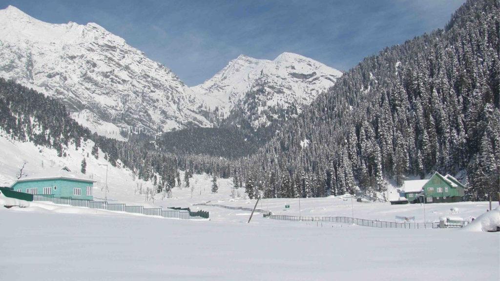 Aru Valley Jammu Kashmir
