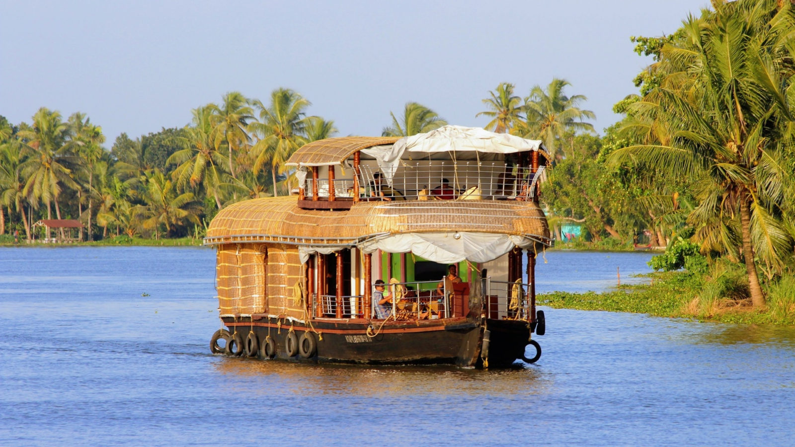 Tourism in Kerala_Kerala Tourism