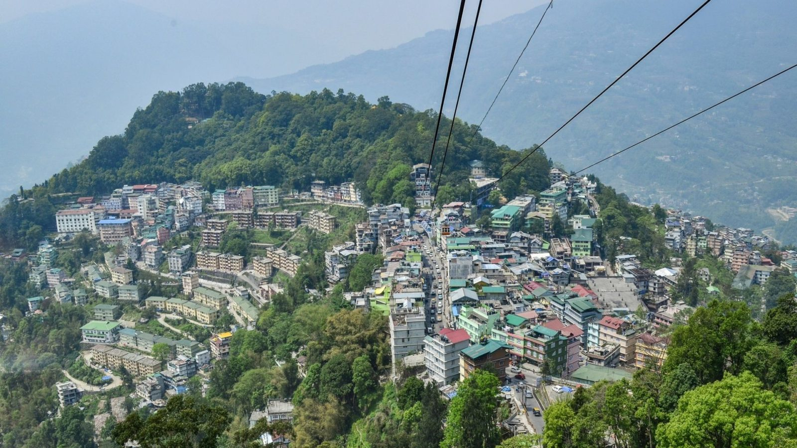 Tourism in Sikkim Gangtok