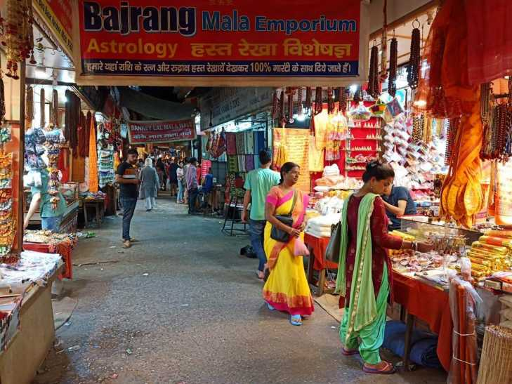 Haridwar Market Streets - India Travel Guide