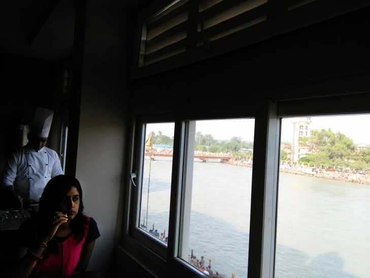 Haridwar Travelogue - A View of River Ganga