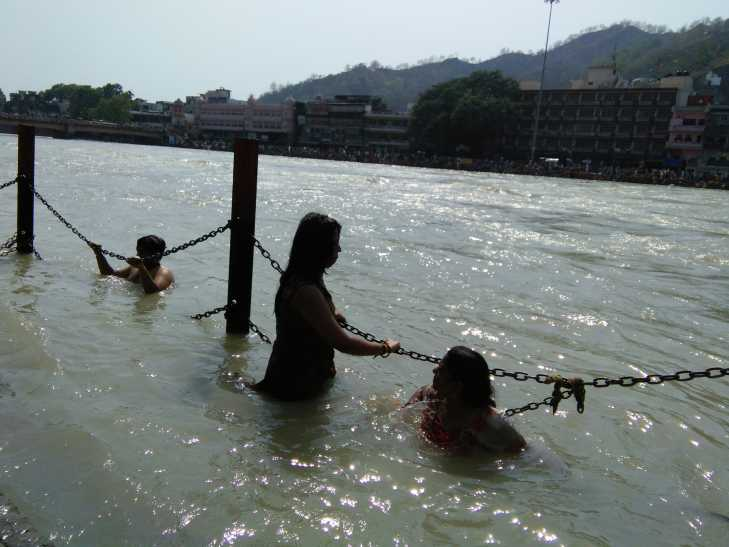 Haridwar Travelogue - Ganga River Ghat