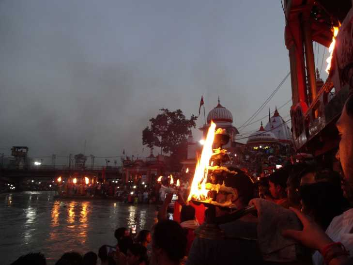 India Travelogue - Haridwar Travel Blog