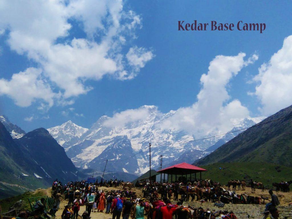 Kedar Base Camp