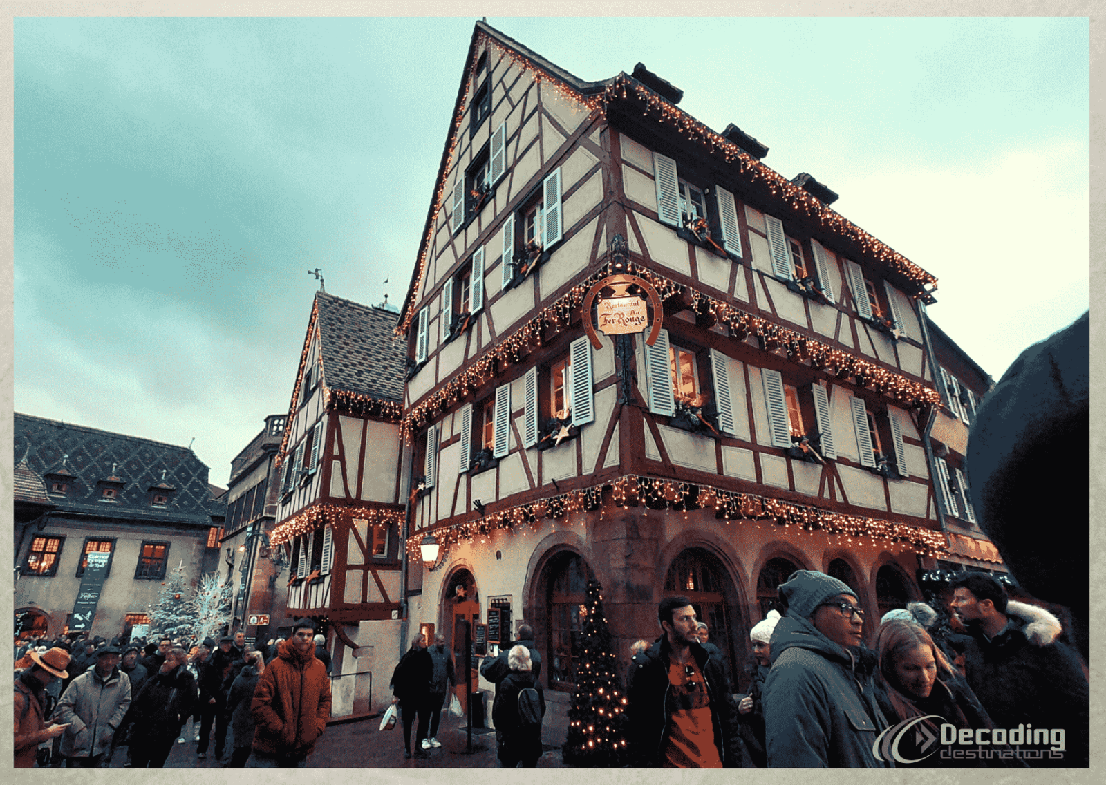 Colmar France Travelogue