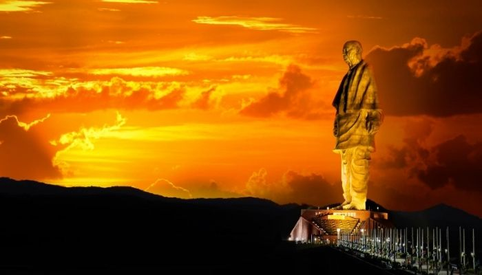 Statue of Unity Tallest Statue in the World