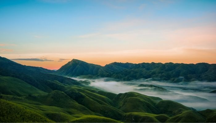 Dzukou Trek Nagaland Best Trekking Places in India