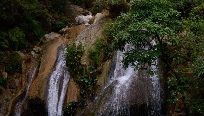 Neer Garh Waterfall sightseeing rishikesh