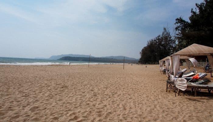 Agonda beach goa top tourist spots