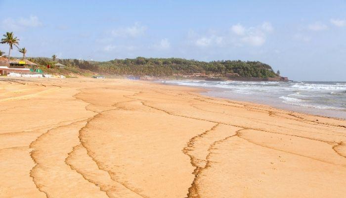 Calangute beach goa sightseeing