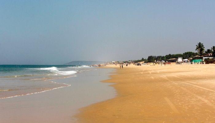 Candolim beach Goa points of interest