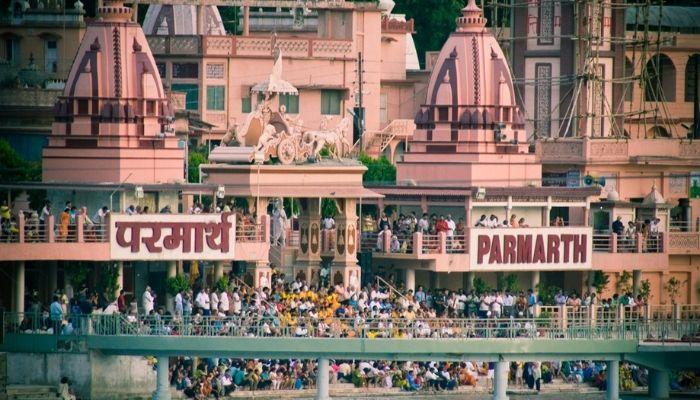 Parmarth Niketan Ashram Rishikesh Uttarakhand Visit Places