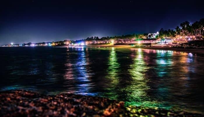 Sinquerim beach goa places to visit nightlife