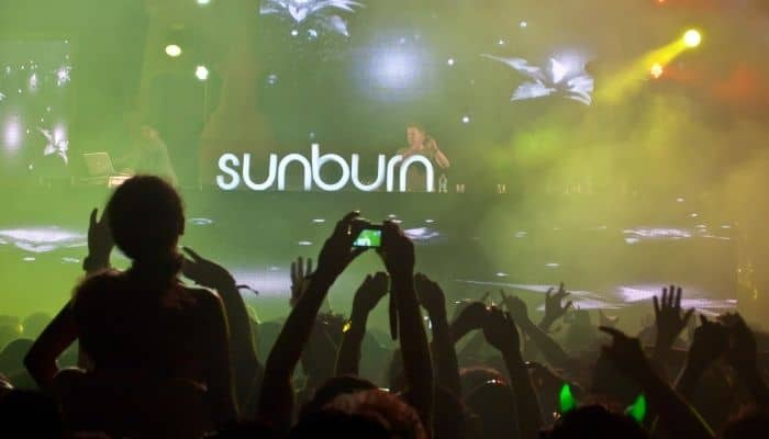 Sunburn Festival Goa