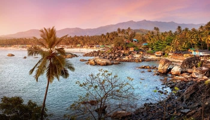 best beaches places to visit goa